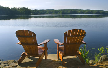 Spectacular waterfront and lakefront homes and land for sale on Brant Lake, Loon Lake, Friends Lake, Schroon Lake