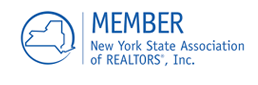 Member New York State Association of Realtors, Inc.